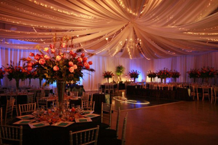 Linens For Chuppah Jewish Wedding Ceremonies From Party Decor Specialty