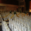 satin wedding ceremony chair covers
